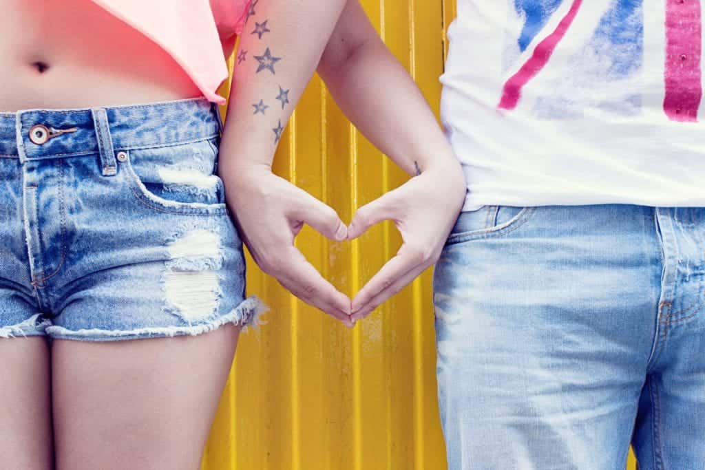 Top 5 Matching Couple Tattoos To Express Your Love