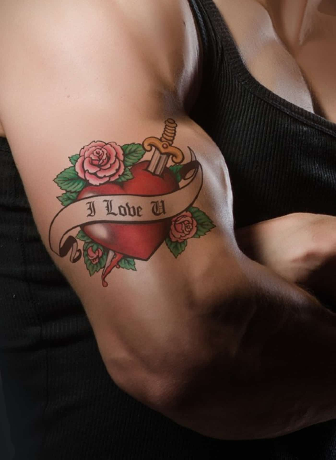 Bicep Tattoo - Things To Know Before Getting One