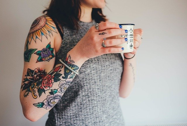 types of flowers tattoo